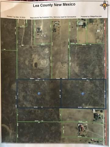 TBD Cook Ln., Hobbs, NM 88241 (MLS #20201616) :: Rafter Cross Realty
