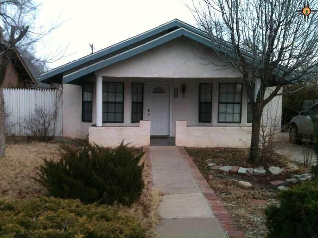 1307 Gidding, Clovis, NM 88101 (MLS #20201617) :: Rafter Cross Realty