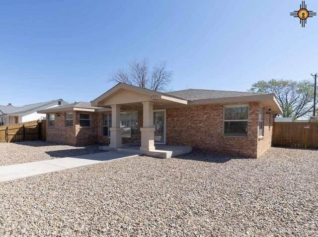 2901 Gidding, Clovis, NM 88101 (MLS #20201618) :: Rafter Cross Realty
