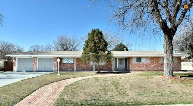 2602 Bay Meadows Dr, Roswell, NM 88201 (MLS #20201641) :: Rafter Cross Realty