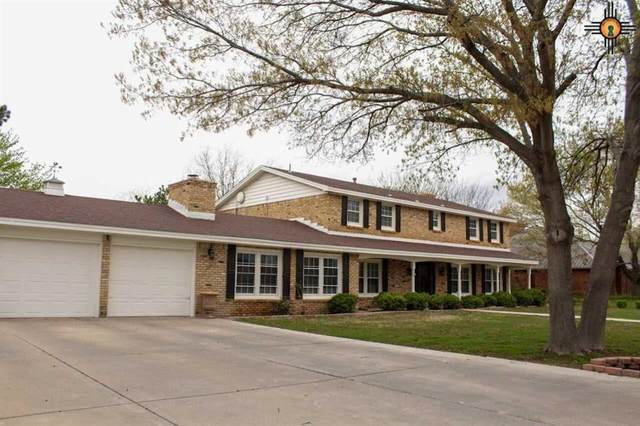 2706 Chrysler Dr, Roswell, NM 88201 (MLS #20201786) :: Rafter Cross Realty