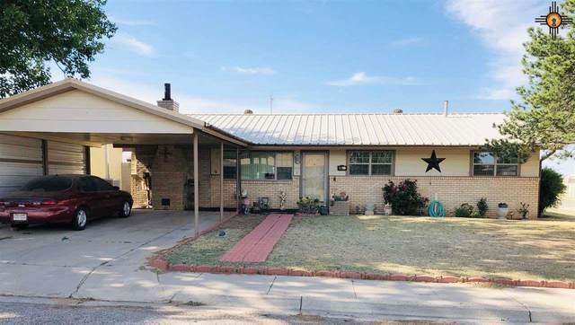 600 Ave N, Eunice, NM 88231 (MLS #20202035) :: Rafter Cross Realty
