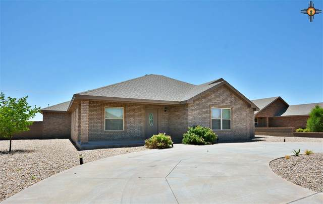 1348 Oakwood Circle, Portales, NM 88130 (MLS #20202078) :: Rafter Cross Realty