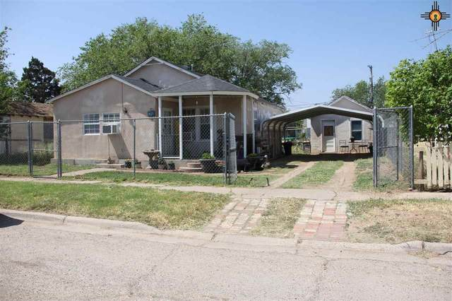 512 S Avenue D, Portales, NM 88130 (MLS #20202144) :: Rafter Cross Realty
