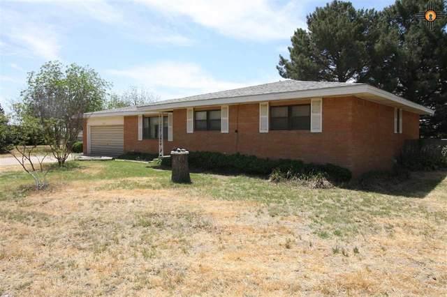 1316 E Polk Street, Lovington, NM 88260 (MLS #20202188) :: Rafter Cross Realty