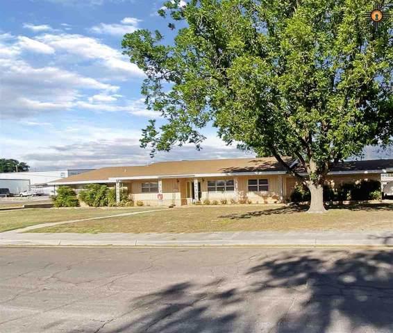 2222 N Brazos, Hobbs, NM 88240 (MLS #20202236) :: Rafter Cross Realty