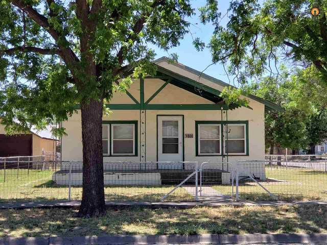 800 S Main Street, Portales, NM 88130 (MLS #20202268) :: Rafter Cross Realty