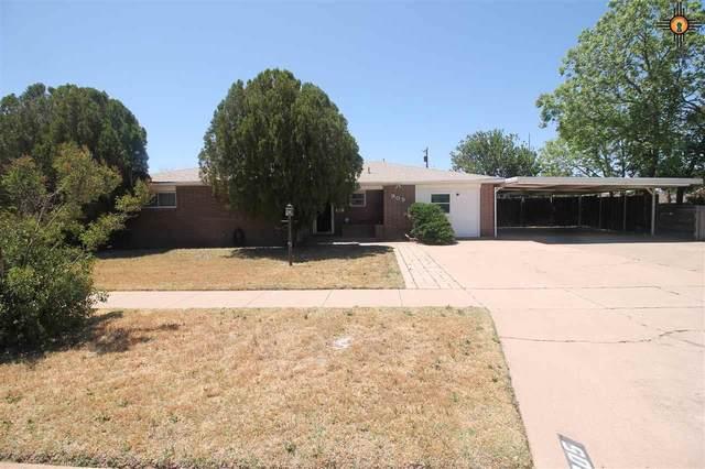 905 Kathie, Clovis, NM 88101 (MLS #20202280) :: Rafter Cross Realty
