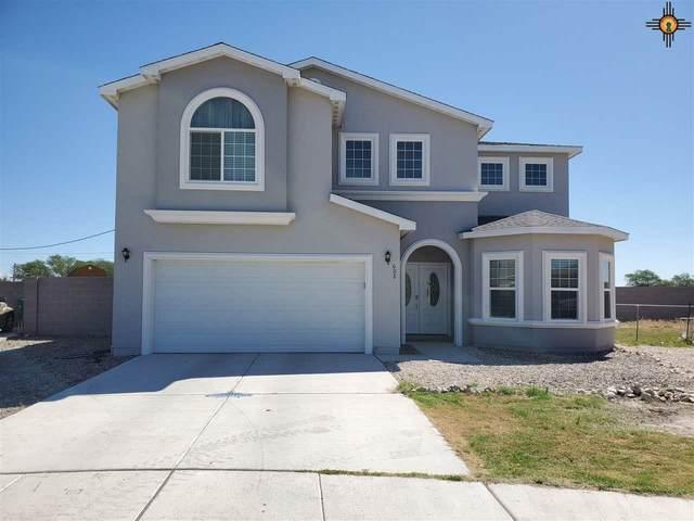 602 W Cottonwood Ave, Lovington, NM 88260 (MLS #20202289) :: Rafter Cross Realty