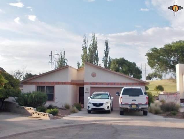815 Firestone Court, Carlsbad, NM 88220 (MLS #20202293) :: Rafter Cross Realty