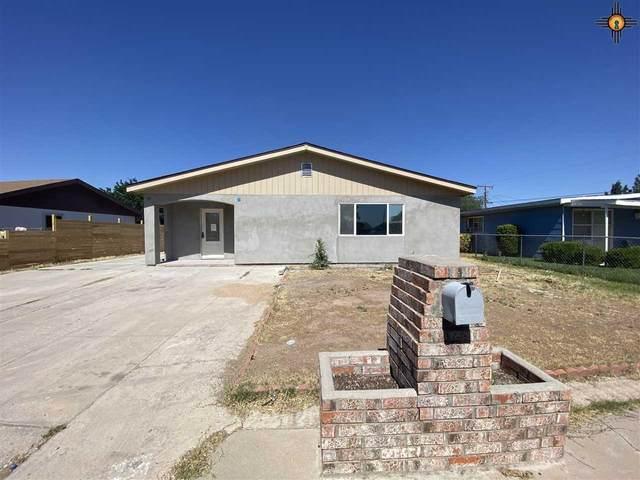 1619 N San Mateo, Hobbs, NM 88240 (MLS #20202299) :: Rafter Cross Realty