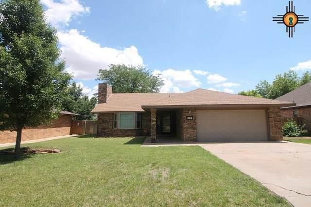 813 Rosewood, Clovis, NM 88101 (MLS #20202308) :: Rafter Cross Realty