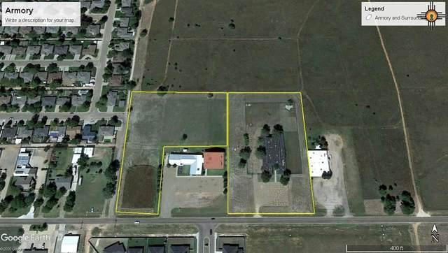 4201 E 21st, Clovis, NM 88101 (MLS #20202891) :: Rafter Cross Realty