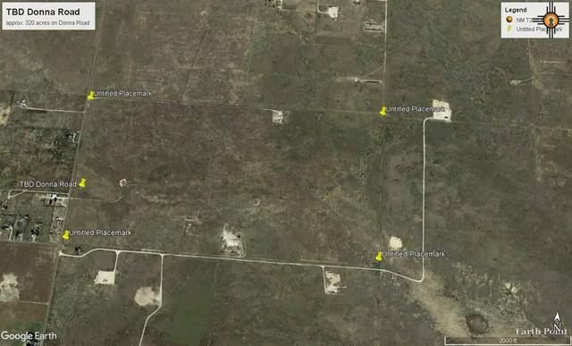 2902 S Donna Road, Lovington, NM 88260 (MLS #20202969) :: Rafter Cross Realty