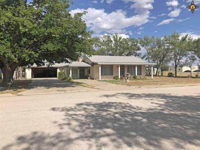 212 S Avenue A, Tatum, NM 88267 (MLS #20203032) :: Rafter Cross Realty