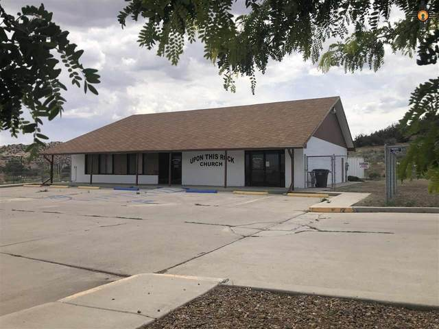 850 Patton Drive, Gallup, NM 87301 (MLS #20203099) :: The Bridges Team with Keller Williams Realty