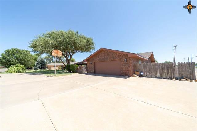 1401 Avondale, Clovis, NM 88101 (MLS #20203573) :: Rafter Cross Realty