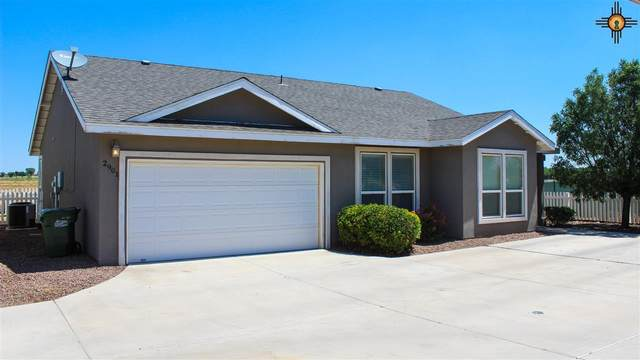 2901 Chambers Bay Court, Artesia, NM 88210 (MLS #20203575) :: Rafter Cross Realty