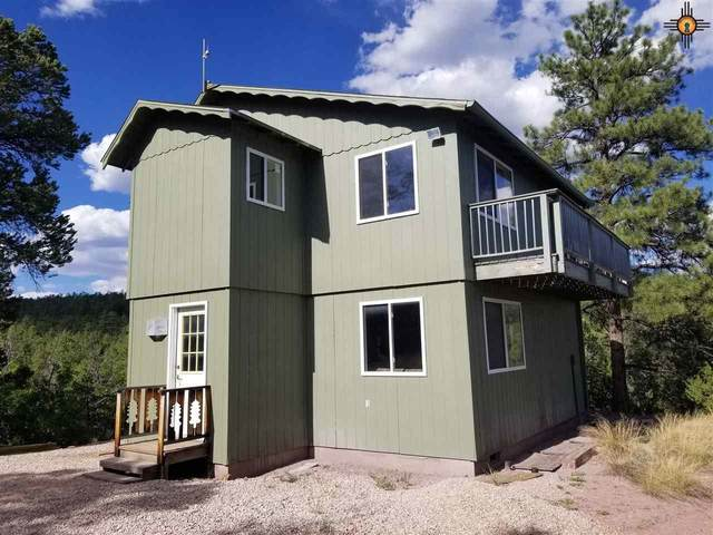 0000 B. B. Road, Ramah, NM 87321 (MLS #20203581) :: Rafter Cross Realty
