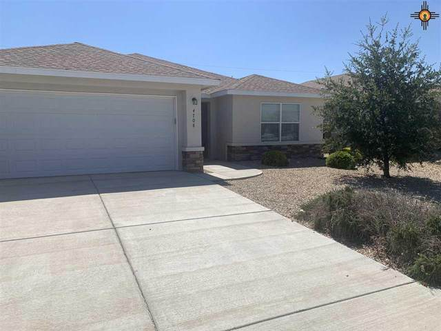 4708 N Backstretch Rd., Hobbs, NM 88240 (MLS #20203898) :: Rafter Cross Realty