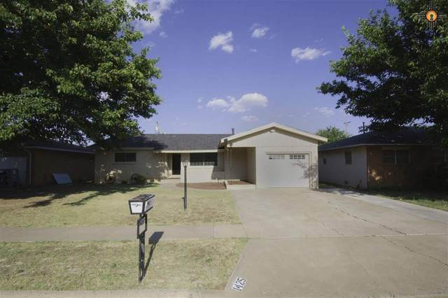 1425 Westchester, Clovis, NM 88101 (MLS #20203909) :: Rafter Cross Realty