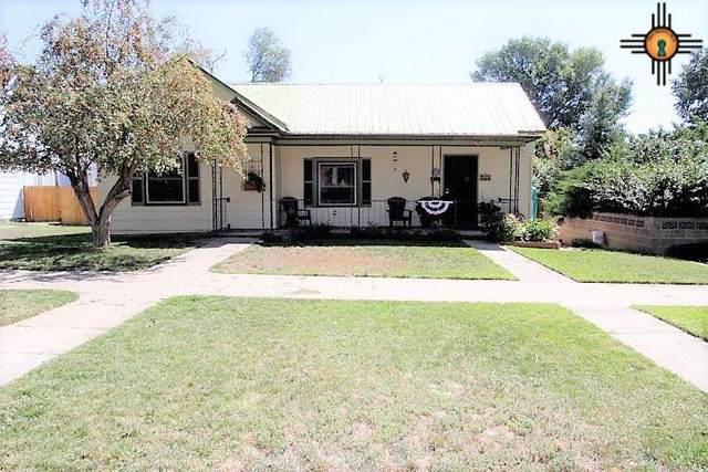 325 S 4th St, Raton, NM 87740 (MLS #20204019) :: Rafter Cross Realty