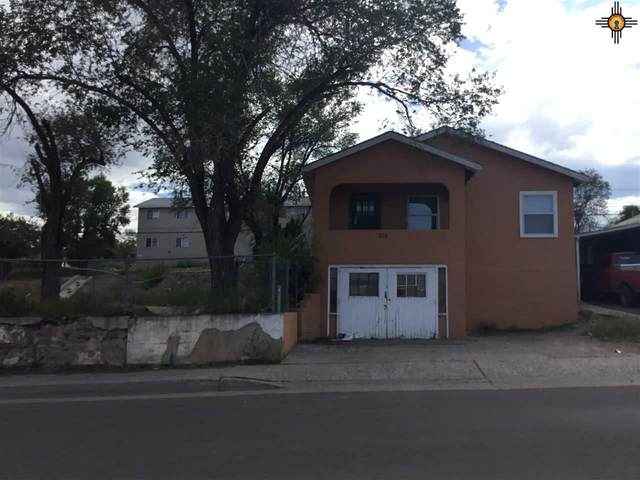 808 E Aztec, Gallup, NM 87301 (MLS #20204245) :: Rafter Cross Realty