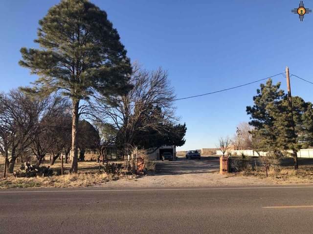 2301 E Mill Rd, Artesia, NM 88210 (MLS #20204309) :: Rafter Cross Realty