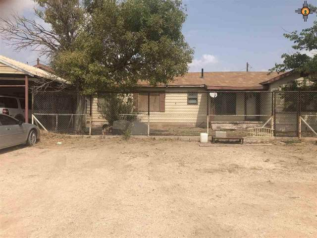 700 E Utah, Jal, NM 88260 (MLS #20204426) :: Rafter Cross Realty