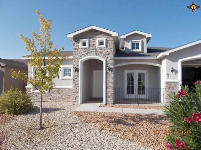 1108 Redwood Loop, Carlsbad, NM 88220 (MLS #20204473) :: Rafter Cross Realty