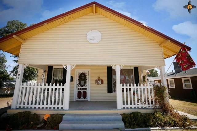 606 N Canal Street, Carlsbad, NM 88220 (MLS #20204528) :: Rafter Cross Realty