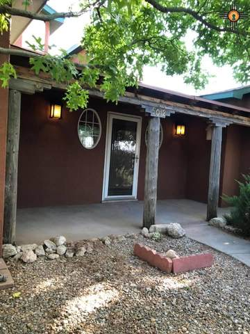 5012 Apache Hill, Roswell, NM 88201 (MLS #20204529) :: Rafter Cross Realty