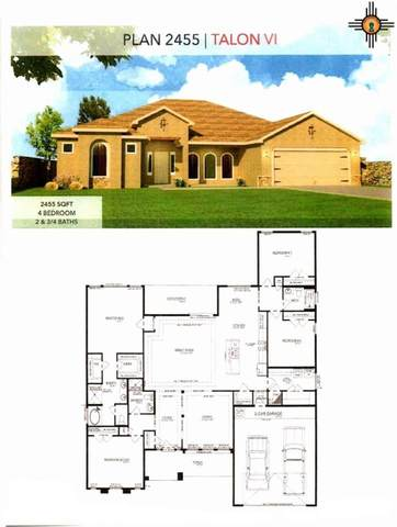 1025 Malibu Way, Carlsbad, NM 88220 (MLS #20204581) :: Rafter Cross Realty