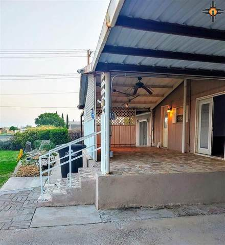 2122 S Silver, Deming, NM 88030 (MLS #20204586) :: Rafter Cross Realty