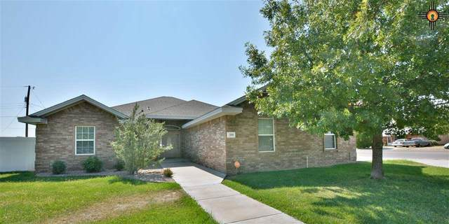 300 E 17th Ln., Portales, NM 88130 (MLS #20204600) :: Rafter Cross Realty