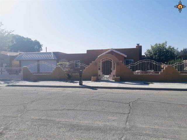 902 E Olive, Deming, NM 88030 (MLS #20204624) :: Rafter Cross Realty