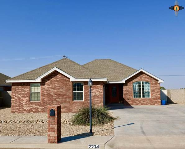 2234 Boxwood Circle, Portales, NM 88130 (MLS #20204628) :: Rafter Cross Realty