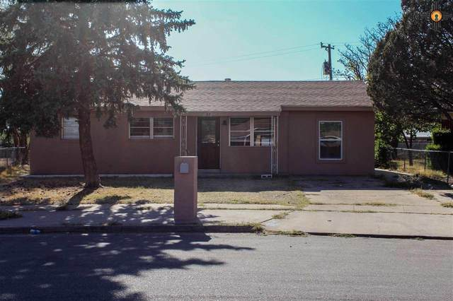 337 Circle Dr, Clovis, NM 88101 (MLS #20204653) :: Rafter Cross Realty