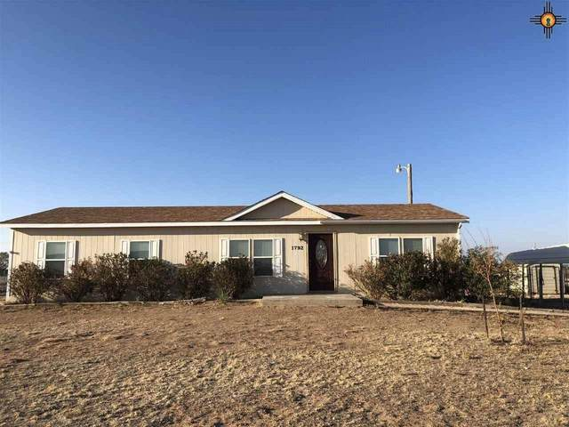 1792 Moreland Rd, Portales, NM 88130 (MLS #20204688) :: Rafter Cross Realty
