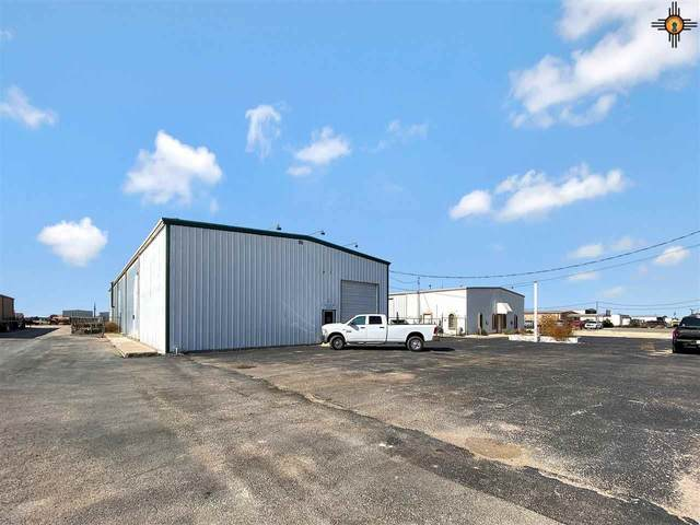 3403 N Industrial, Hobbs, NM 88240 (MLS #20204704) :: Rafter Cross Realty