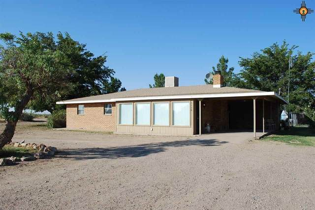 3130 Alhambra Rd Sw, Deming, NM 88030 (MLS #20204734) :: Rafter Cross Realty