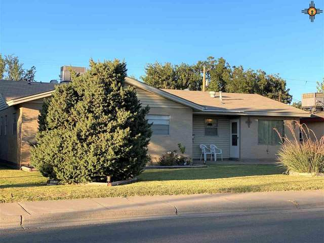 1606 W Ray Avenue, Artesia, NM 88210 (MLS #20204739) :: Rafter Cross Realty
