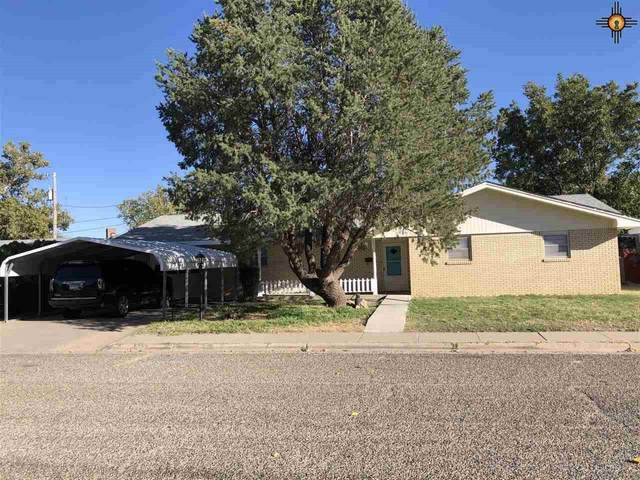 205 Texas Dr, Portales, NM 88130 (MLS #20204740) :: Rafter Cross Realty