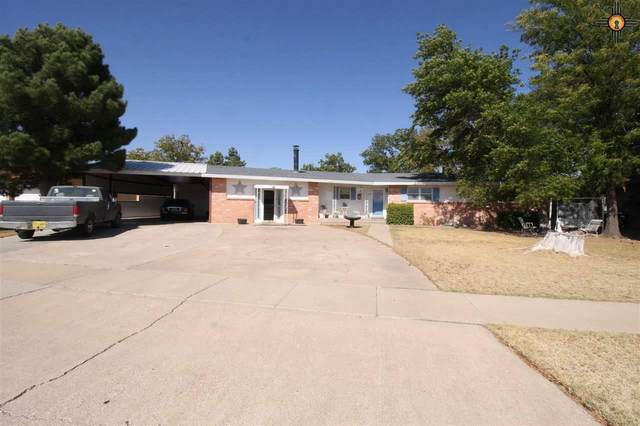 906 W Avenue K, Lovington, NM 88260 (MLS #20204750) :: Rafter Cross Realty