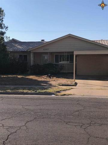 1107 E Walker, Hobbs, NM 88240 (MLS #20204751) :: Rafter Cross Realty