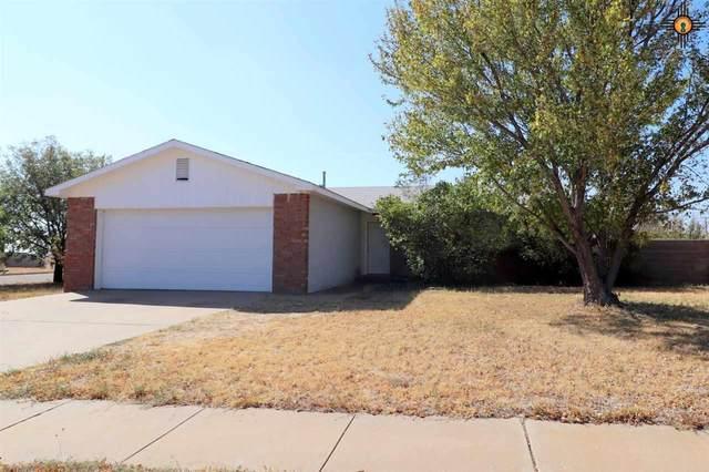 213 Woodson Way, Clovis, NM 88101 (MLS #20204753) :: Rafter Cross Realty