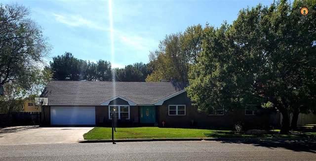1005 Fairway Terrace, Clovis, NM 88101 (MLS #20204759) :: Rafter Cross Realty