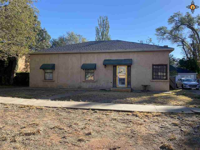 1427 Gidding St, Clovis, NM 88101 (MLS #20204766) :: Rafter Cross Realty