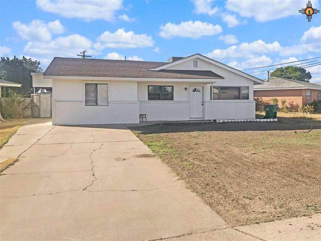 1308 W Birch, Lovington, NM 88260 (MLS #20204773) :: Rafter Cross Realty