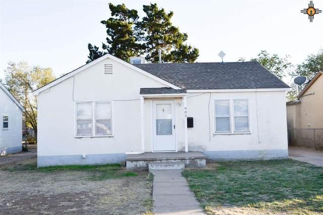 905 E 10th, Clovis, NM 88101 (MLS #20204775) :: Rafter Cross Realty